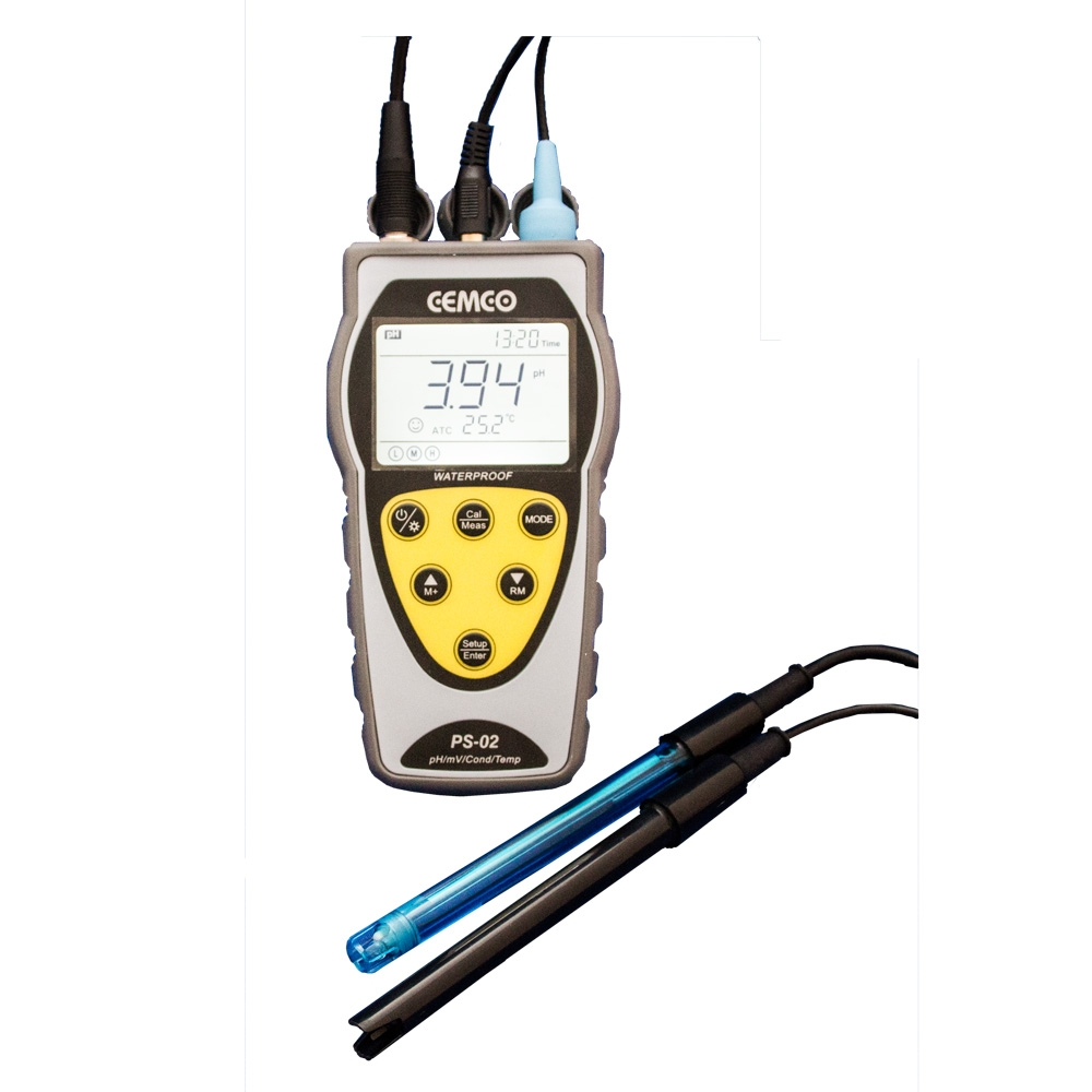 Thiết bị đo pH/EC