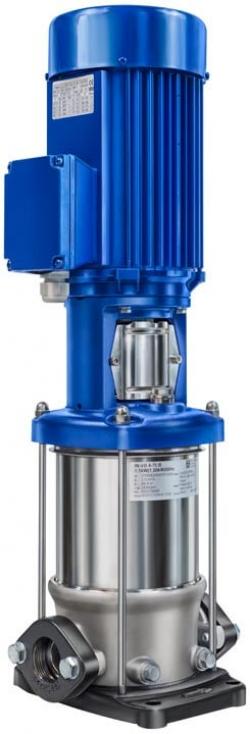 BADU Vertical centrifugal pumps IN-VB 4 Speck Việt Nam